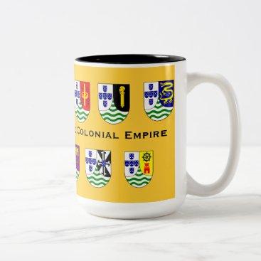 Portugal Colonial Empire Mug
