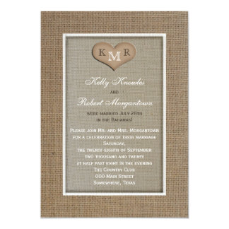 Post Wedding Party Invitations Cimvitation To Make Your Enchanting More
