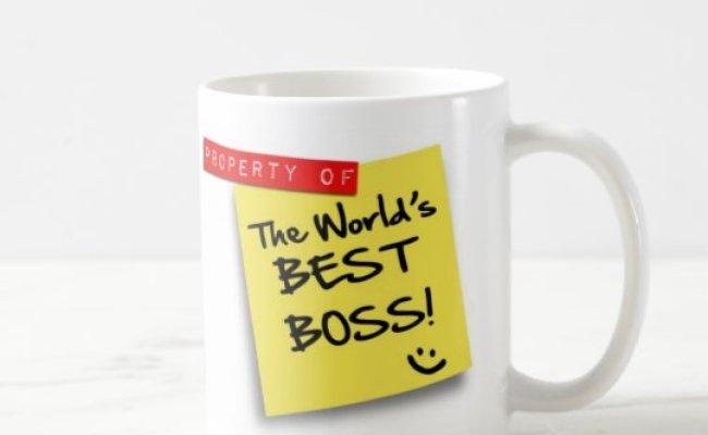Post World S Best Boss Mug Zazzle