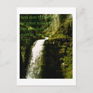 Postcard Vertical Template
