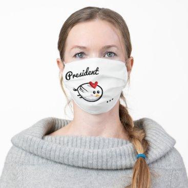 President Tweetyyyyy Cloth Face Mask