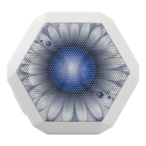 Pretty Blue Eyes White Boombot Rex Bluetooth Speaker
