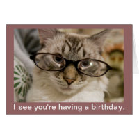 Priceless Expression Birthday Wishes Card