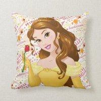Princess Belle Pillows | Zazzle