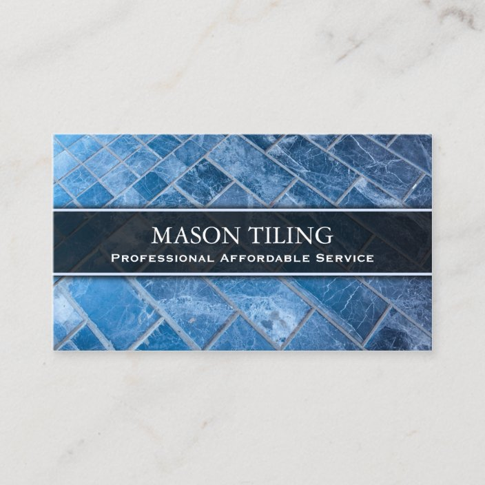 professional flooring and tiler business card zazzle com