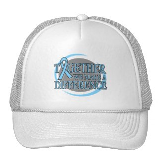 Prostate Cancer Together We Make A Difference hat
