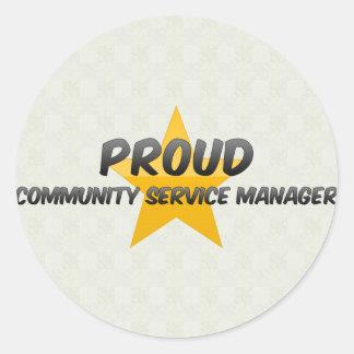 428 Community Service Stickers and Community Service Sticker Designs  Zazzle