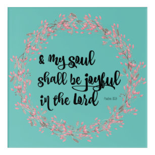 psalms joy bible verse