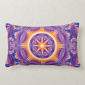 Psychedelic Kaleidoscope 3 abstract Pillows mojo_throwpillow