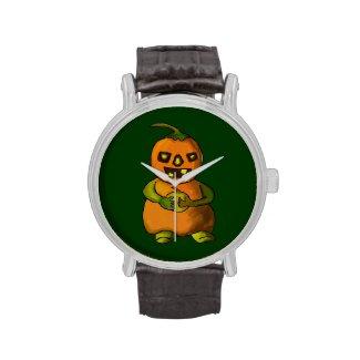 Pumpkinman Watch