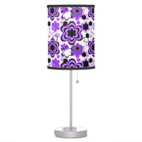 Teen Girl Table & Pendant Lamps | Zazzle