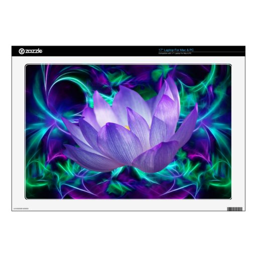 Purple lotus flower and its meaning skin for 17
