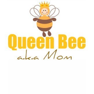 Queen Bee Funny Mother's Day shirt