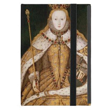 Queen Elizabeth I in Coronation Robes iPad Mini Cover