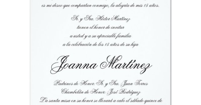 Spanish wedding invitation wording gangcraft sample wedding invitation wording in spanish wedding invitation wedding invitations stopboris Choice Image