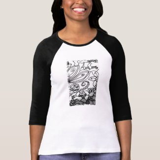 Rachel Doodle Art - Awesome T Shirts