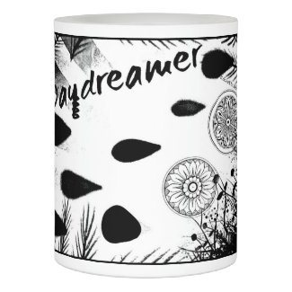 Rachel Doodle Art - Daydreamer Flameless Candle