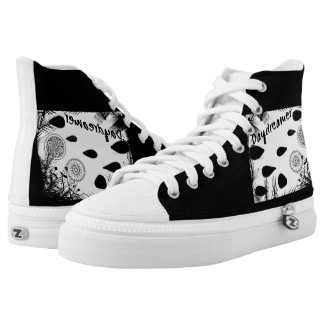 Rachel Doodle Art - Daydreamer Printed Shoes