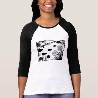 Rachel Doodle Art - Daydreamer T-shirts