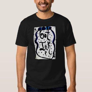 Rachel Doodle Art - Got Ink? Tshirts