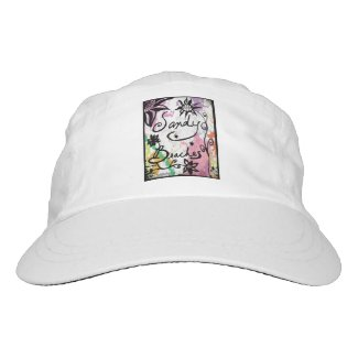 Rachel Doodle Art - Sandy Beaches Headsweats Hat