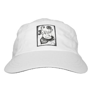 Rachel Doodle Art - Sunday Headsweats Hat