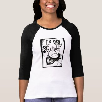 Rachel Doodle Art - Sunday T-shirts