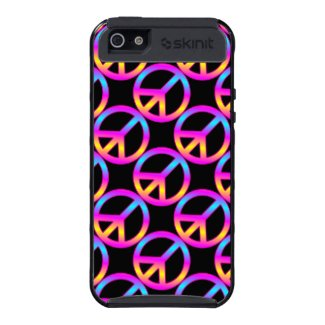 Rainbow Peace Sign: Skinit Cargo iPhone 5 Case
