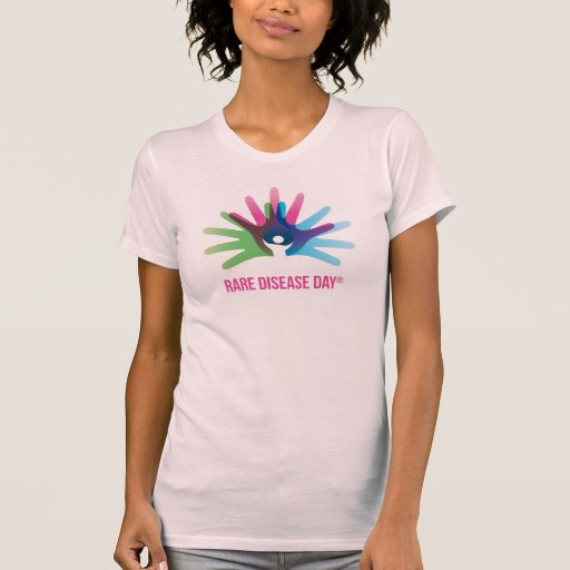 Rare Disease Day American Apparel Fine T-Shirt