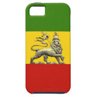 Rasta Lion of Judah Iphone 5.5S case iPhone 5 Cases