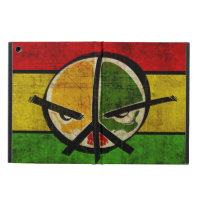rasta reggae peace iPad air cover
