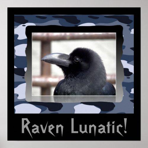 Raven Lunatic! Poster