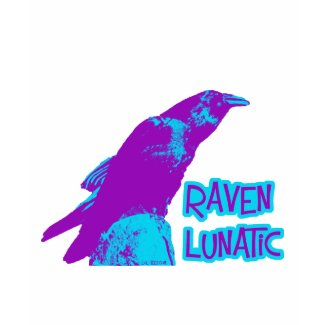 Raven Lunatic shirt