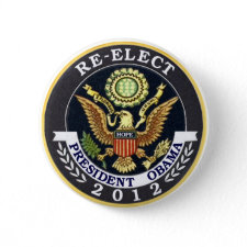 Re-Elect Obama Pins