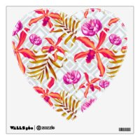 Realistic Wall Decals & Wall Stickers   Zazzle