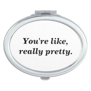 Really Pretty Vanity Mirror