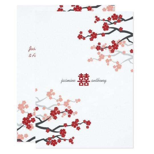 red cherry blossoms sakura