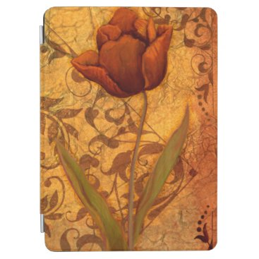 Red Flowers II iPad Air Cover
