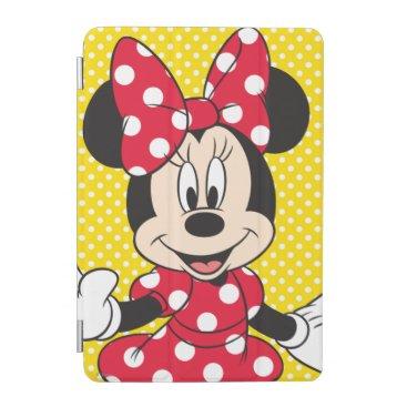 Red Minnie | Cute Closeup iPad Mini Cover
