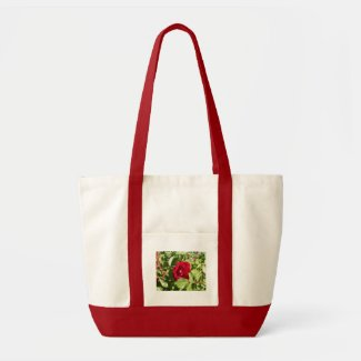 Red Rose Bag