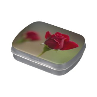 Red Rose Candy Tin