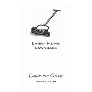 Lawn Care Business Cards, 600+ Lawn Care Business Card