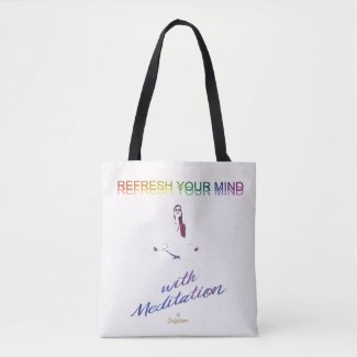 Refresh your Mind with Meditation Bag