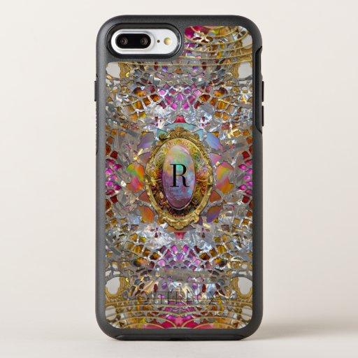 monogram otterbox iphone 5