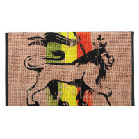 Reggae king lion iPad folio covers