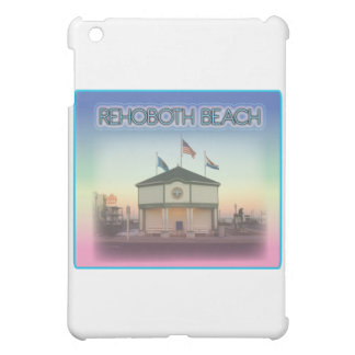 Rehoboth Beach Delaware - Rehoboth Ave Scene iPad Mini Case