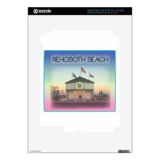 Rehoboth Beach Delaware - Rehoboth Ave Scene Skin For Ipad 3