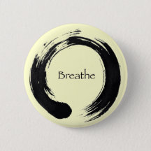 Remember to Breathe! Button