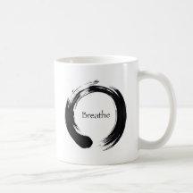 Remember to Breathe! Coffee Mug