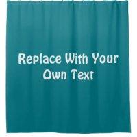 Design Your Own Shower Curtains | Zazzle